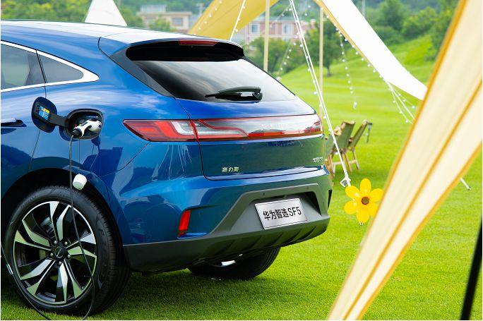 智能化水平拉满!那台SUV堪称新能源车界的苹果?  第5张