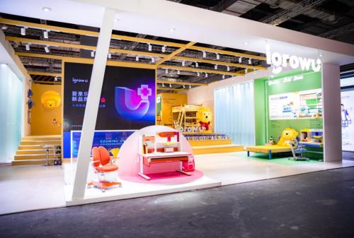 品牌再晋级,爱果乐优加全新表态第21届CBME上海孕婴童展  第2张