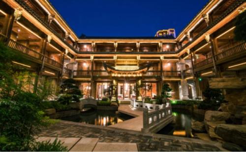 红河建水和院世御精品酒店焕新开业 呈现返璞归实的滇东南度假之旅  第1张