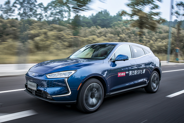 智能化水平拉满!那台SUV堪称新能源车界的苹果?  第6张