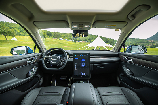 智能化水平拉满!那台SUV堪称新能源车界的苹果?  第1张