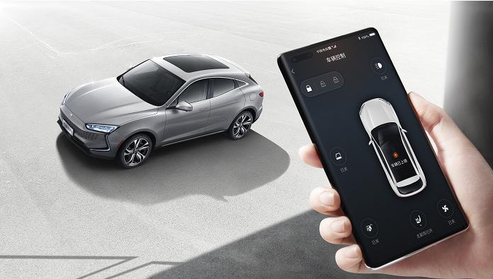 智能化水平拉满!那台SUV堪称新能源车界的苹果?  第2张