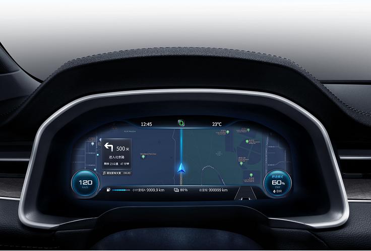 智能化水平拉满!那台SUV堪称新能源车界的苹果?  第3张