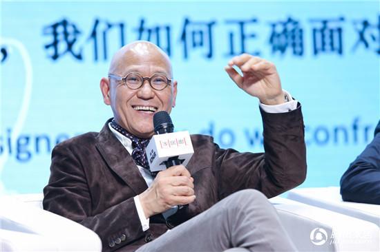 中东,非洲地区总裁阮家明先生携手三位享誉全球的知名设计师季裕棠
