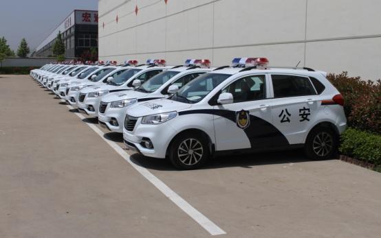 英致G3榮耀擔綱警務用車 品牌實力嶄露鋒芒