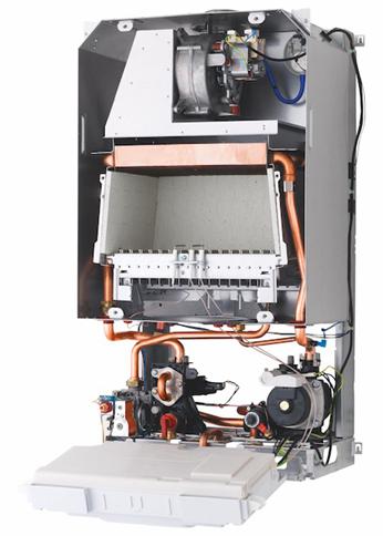 同步德国威能高端技术平台 博途燃气壁挂炉新品